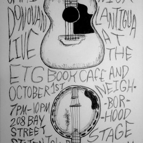 poster art for the 2nd night at ETG